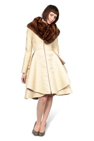 Allison Parris Coat Front