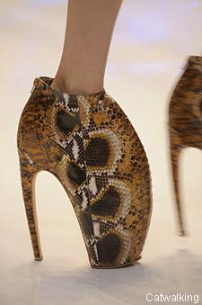 Alexander McQueen Alien Shoe