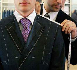 how to dry clean a suit