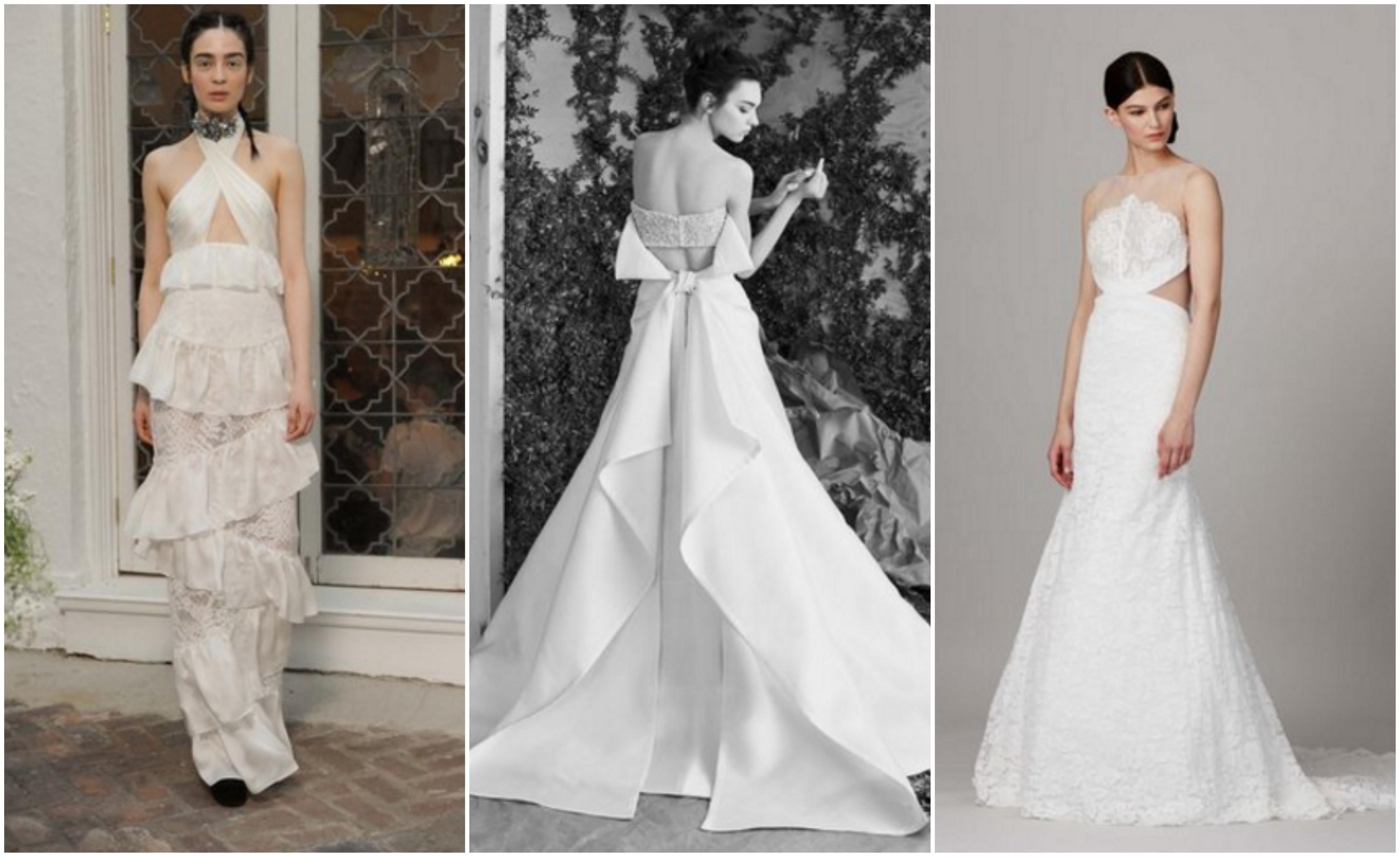 Top 2017 Wedding Dress Trends