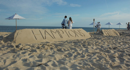 SOUTHAMPTON, NY - JULY 22:  Hamptons Magazine & Gotham Magazine's Annual Clambake on July 22, 2007 in Southampton, New York. (Photo by Steven Henry/Getty Images)