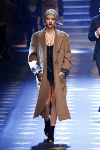 Dolce & Gabbana - Runway - Milan Men's Fashion Week Fall/Winter 2017/18