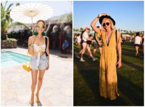 Fashion Recap: Coachella 2017